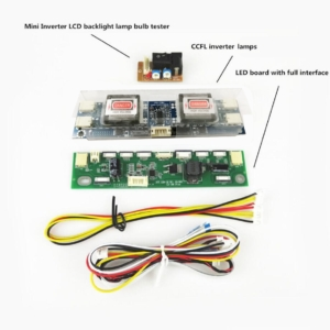 LCD Panel Test Tool LED LCD Screen Tester for TV/Computer/Laptop Repair  Inverter Built-in 55in1