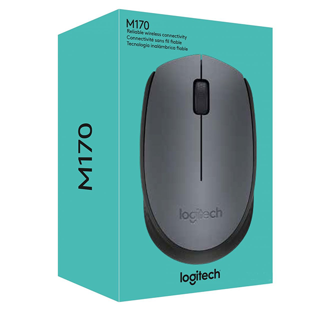 7cea17c313f Buy Logitech M170 Wireless Mouse Grey Online in India at Lowest Prices |  Price in India | buysnip.com