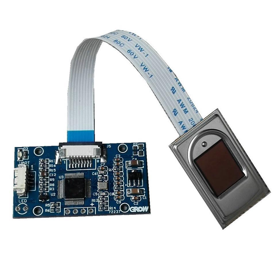 R306 Capacitive Fingerprint Reader/ Module/Sensor/Scanner for arduino