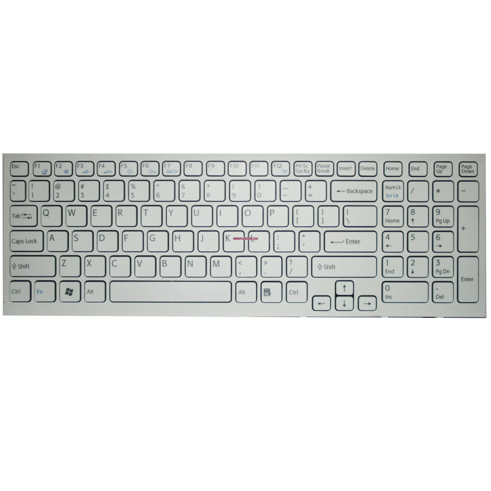 Buy Sony Vaio PCG 71911W Laptop Internal Keyboard Online in India at Lowest  Prices | Price in India | buysnip com