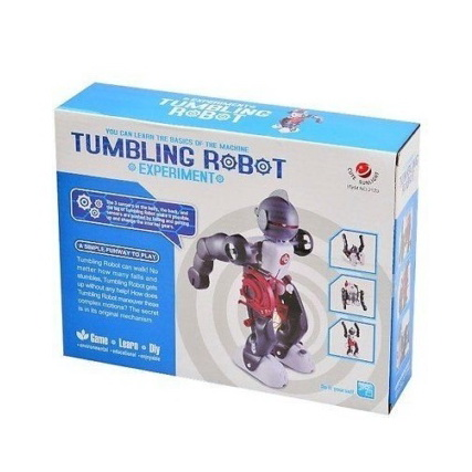 Tumbling Robot Machine Experiment