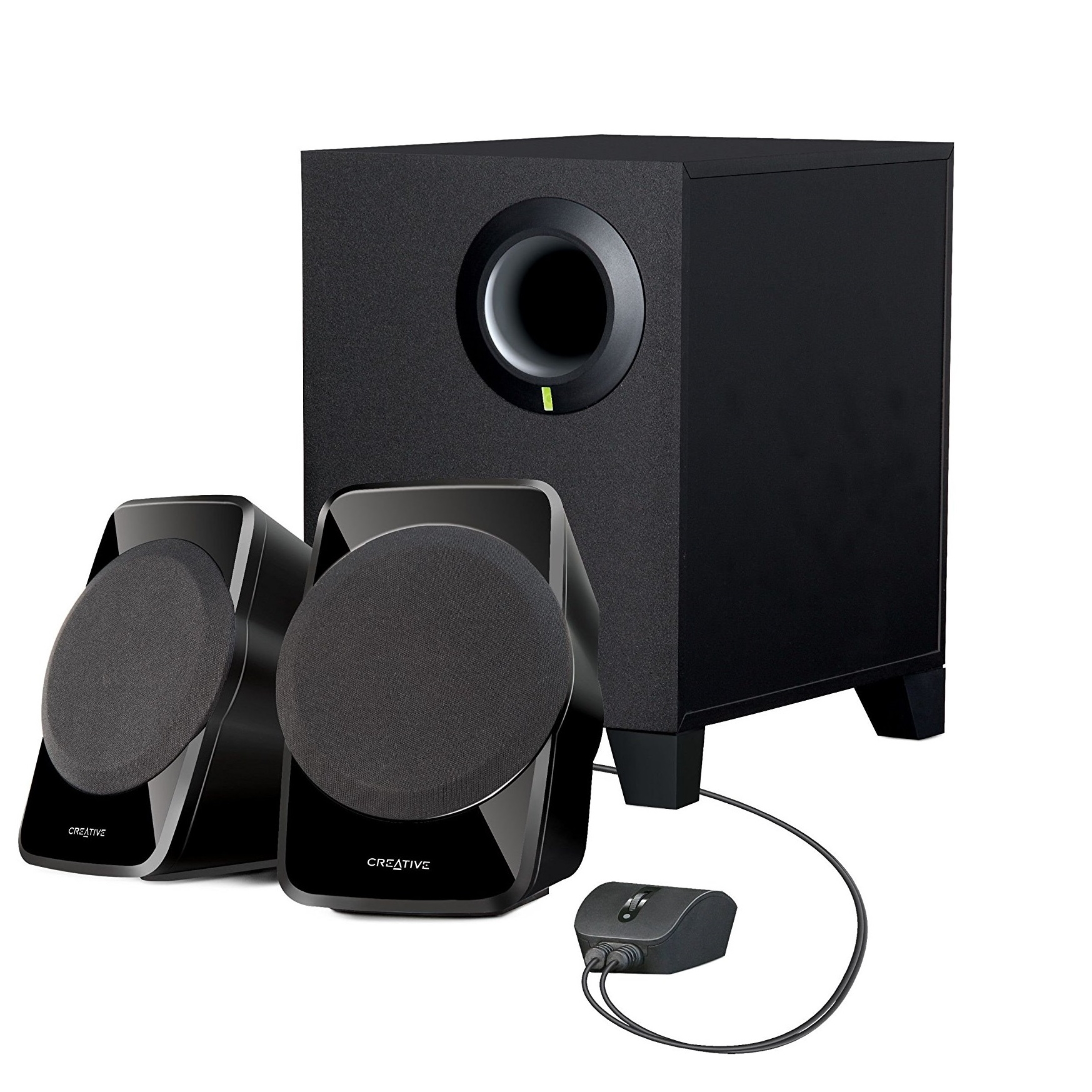 Buy Creative Sbs A 120 2 1 Multimedia Speaker System
