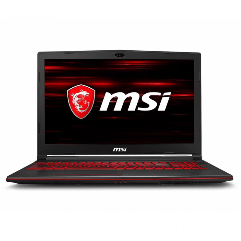 """MSI GL63 9RC Core i5 9th Gen/ 8GB/ 512GB SSD/ 15.6"""" FHD/4GB GTX 1050 Graphics Gaming Laptop"""