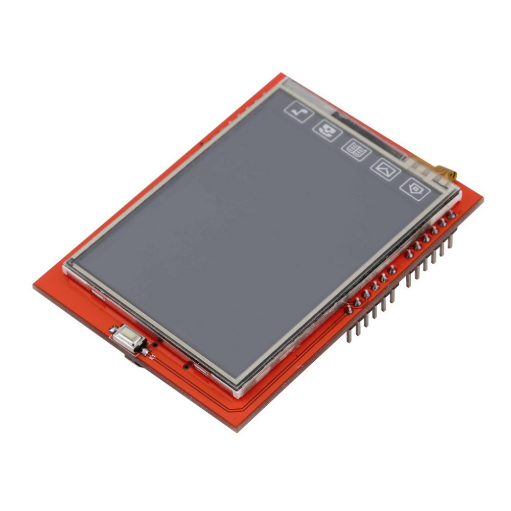 Buy Lcd Module 2 4 Inch 2 4 Quot Tft Lcd Shield Socket Touch