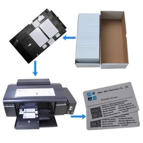 Buy Pvc Id Card Tray For Epson L800 L805 L810 Amp L850