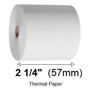 thermal paper roll